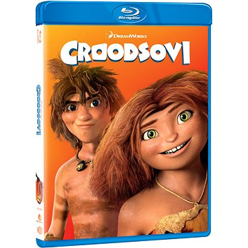 Croodsovi - Blu-ray (U00379)
