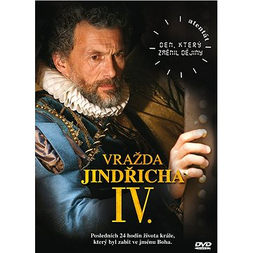 Vražda Jindřicha IV. - DVD (U1003)