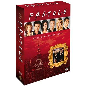 Přátelé - 2. série (4DVD) - DVD (W01033)