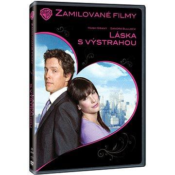 Láska s výstrahou - DVD (W01082)
