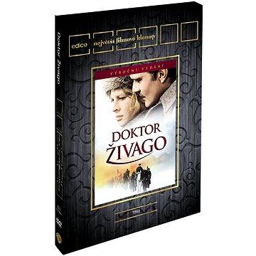 Doktor Živago (2DVD) - DVD (W01224)