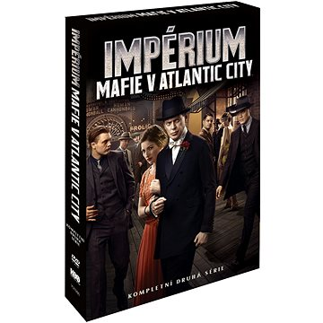 Impérium - Mafie v Atlantic City / Boardwalk Empire - 2. série (5DVD) - DVD (W01403)