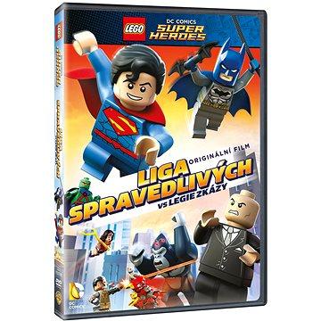Lego: Liga spravedlivých vs Legie zkázy - DVD (W01806)
