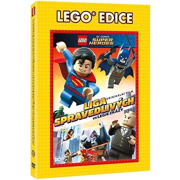 Lego DC Liga spravedlivých vs. Legie zkázy - DVD (W02029)