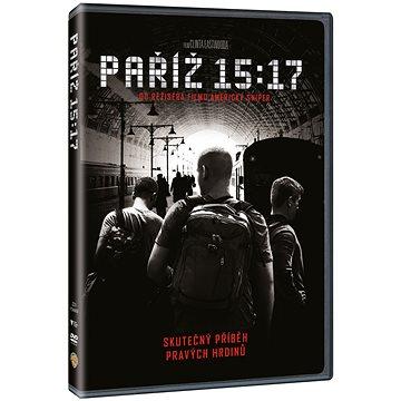 Paříž 15:17 - DVD (W02167)