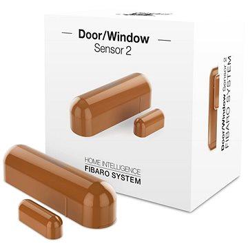 Fibaro Senzor na okna a dveře 2 béžový (FGDW-002-5)