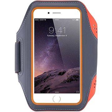 Mobilly Sportovní pouzdro na ruku oranžové (PCI-482)