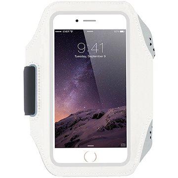 Mobilly Sportovní neoprenové pouzdro na ruku bílé (PCI-1429)