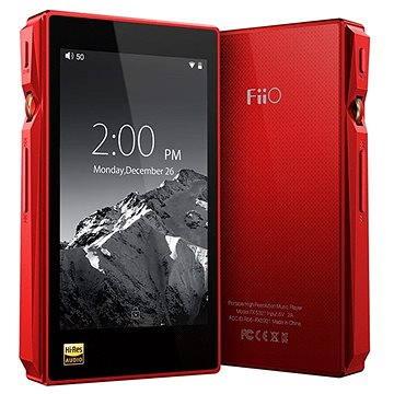 FiiO X5 3rd gen red (6953175760238)
