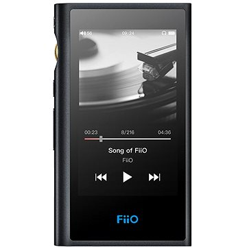 FiiO M9 black (6953175760399)