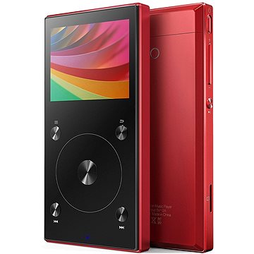 FiiO X3 3rd gen red (X3 3rd red)
