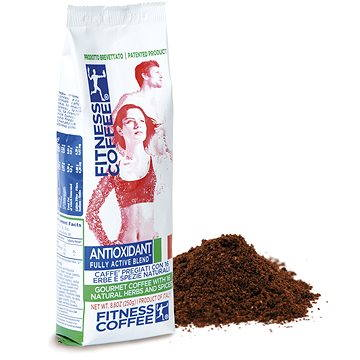 Fitness coffee Antioxidant fully active blend 250g mletá (FIT57003)