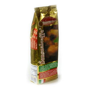 Fitness Sensual Coffee, mletá, 250g (FIT57006)