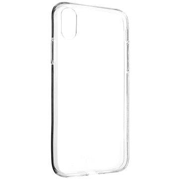 FIXED pro iPhone X/XS čirý (FIXTCC-230 )