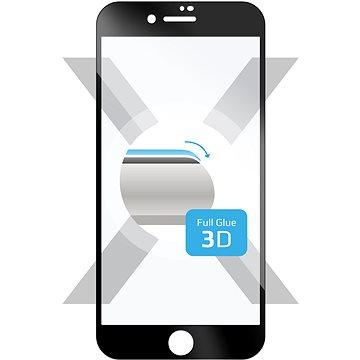 FIXED 3D Full-Cover pro Apple iPhone 7/8 černé (FIXG3D-100-033BK)