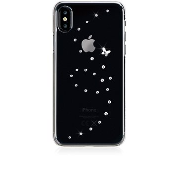 Bling My Thing Papillon Pure Brilliance pro iPhone X (IP8-PP-CL-CRY )