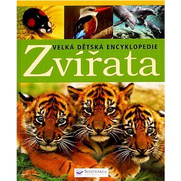 Zvířata Velká dětská encyklopedie (80-7352-598-4)