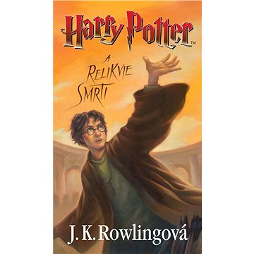 Harry Potter a relikvie smrti (80-00-02122-6)
