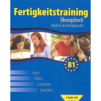 Fertigkeitstraining B1 + 2 audio CD (978-80-86195-51-3)