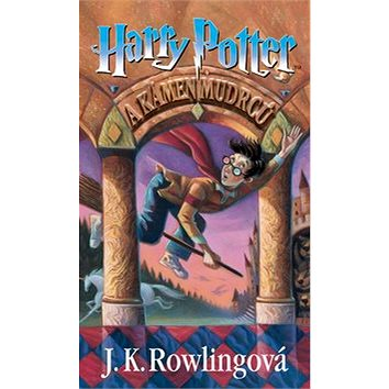 Harry Potter a Kámen mudrců (978-80-00-02756-2)