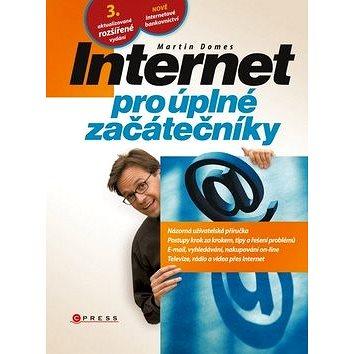 Internet pro úplné začátečníky (978-80-251-3650-8)