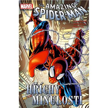 Spider Man Hříchy minulosti (978-80-7449-060-6)
