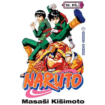 Crew Naruto 10 Úžasný Nindža (978-80-7449-092-7)