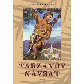 Tarzanův návrat (978-80-00-02930-6)