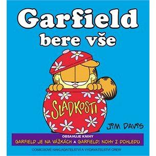 Garfield bere vše (978-80-7449-085-9)