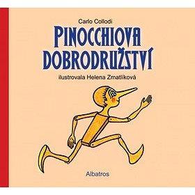 Pinocchiova dobrodružství (978-80-00-03070-8)