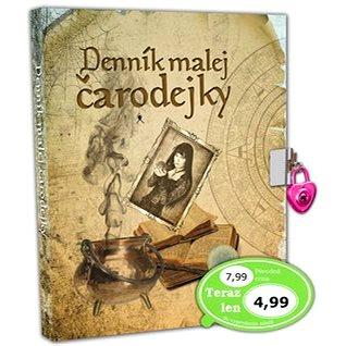 Denník malej čarodejky (978-80-7451-305-3)