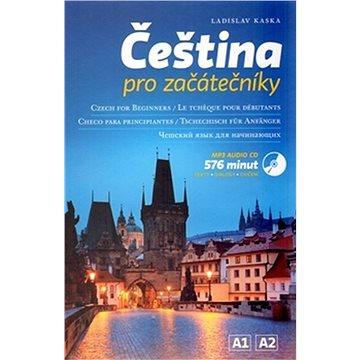 Čeština pro začátečníky + CD (978-80-260-4568-7)