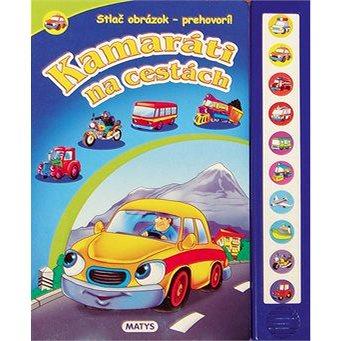 Kamaráti na cestách (978-80-8088-394-2)