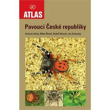 Atlas Pavouci České republiky (978-80-200-2384-1)