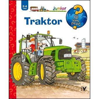 Traktor: 2-4 roky (978-80-00-03823-0)