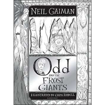 Odd and the Frost Giants (9781408870600)