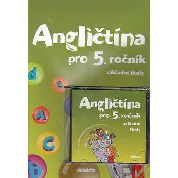 Angličtina pro 5. ročník základní školy Učebnice + CD (8595637001305)