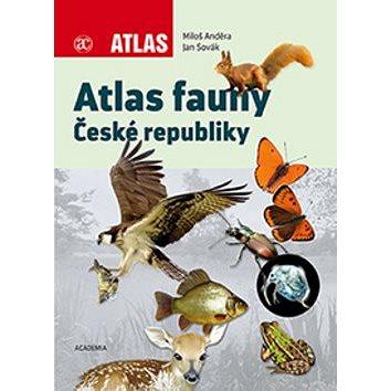 Atlas fauny České republiky (978-80-200-2756-6)