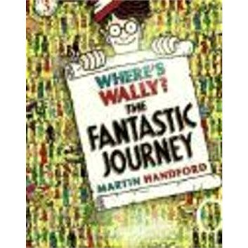 Where's Wally? The Fantastic Journey (1406305871)