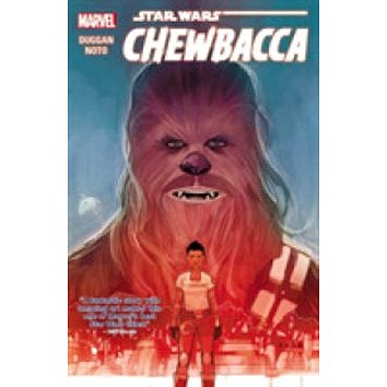 Star Wars: Chewbacca (0785193200)