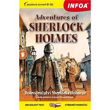 Adventures of Sherlock Holmes /Dobrodružství Sherlocka Holmese (978-80-7547-188-8)