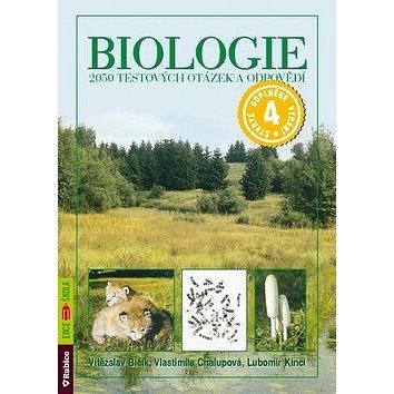 Biologie 2050 testových otázek a odpovědí (978-80-7346-236-9)