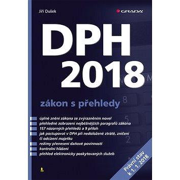 DPH 2018 zákon s přehledy (978-80-271-0865-7)