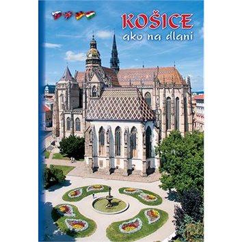 Košice ako na dlani (978-80-89936-00-7)
