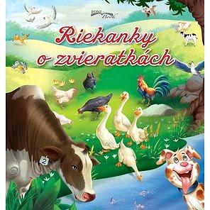Riekanky o zvieratkách (978-80-89637-83-6)