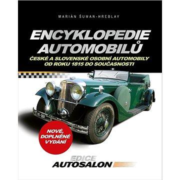 Encyklopedie automobilů (978-80-264-1852-8)