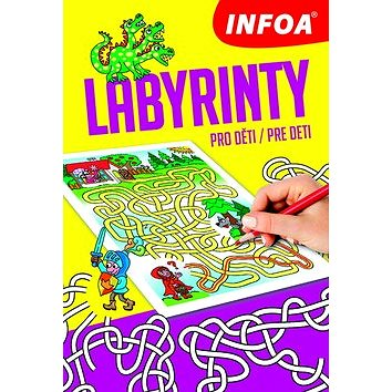 Labyrinty Pro děti/Pre deti (8594184920718)