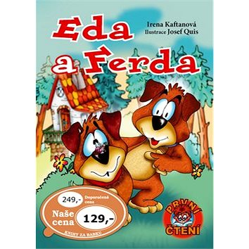 Eda a Ferda (978-80-7451-684-9)