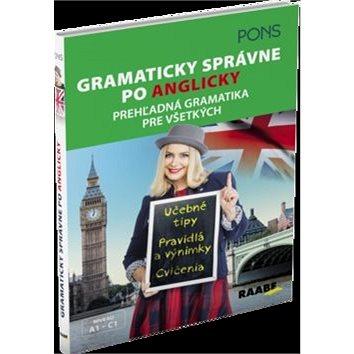 Gramaticky správne po anglicky: Prehľadná gramatika pre všetkých (978-80-8140-300-2)