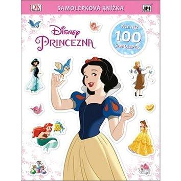 Samolepková knížka Princezny (978-80-7518-047-6)